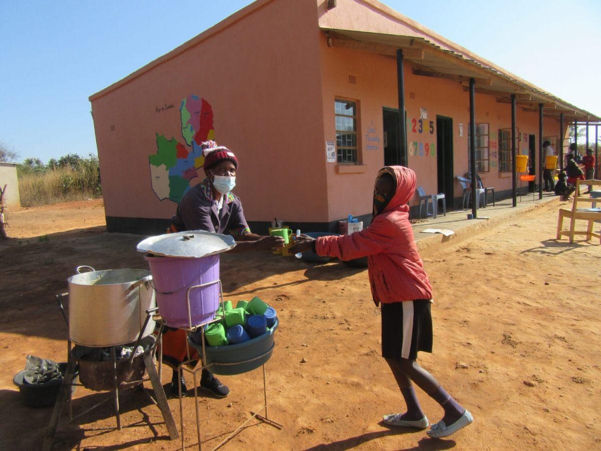 VOH Luongo feeding program