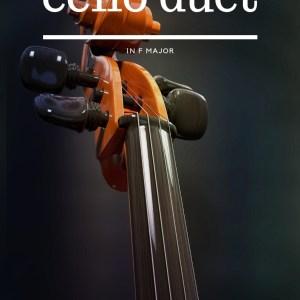 Cello Duet in F Major