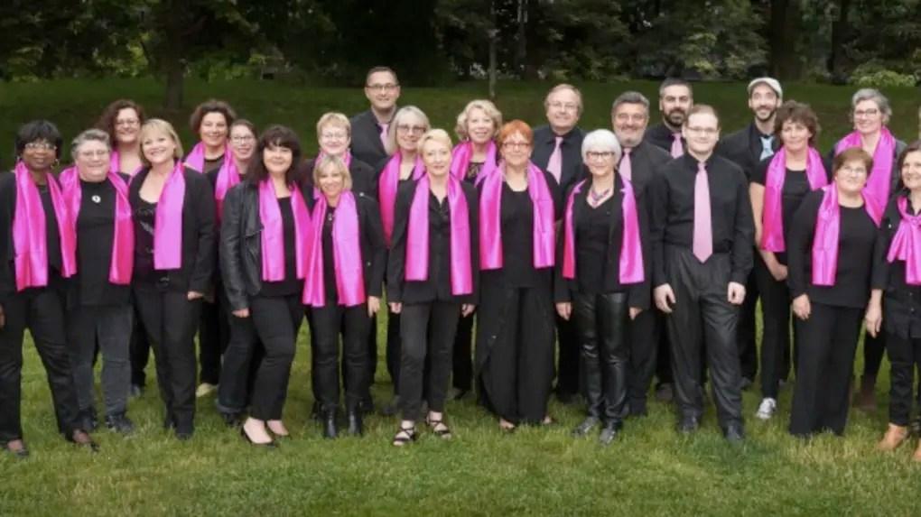 Voice for gospel, une formation animée par la passion des chants nés dans les églises évangéliques.