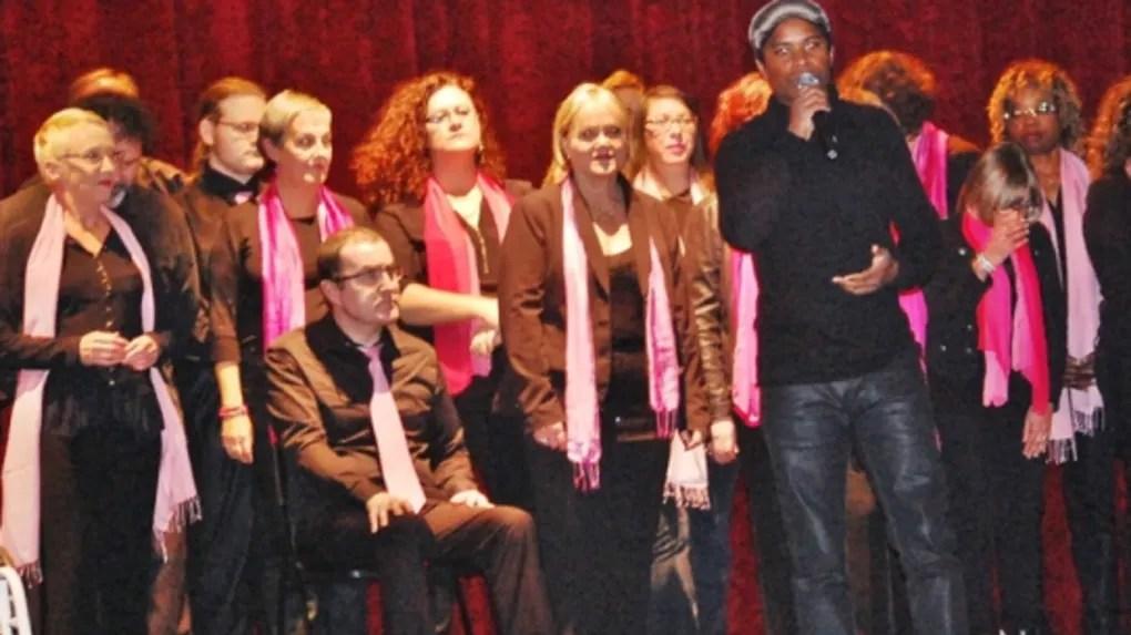 Voice for Gospel se produisait pour la première fois sur le territoire Blérois.
