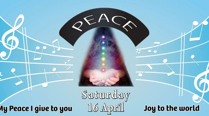Joy to the world Prayer Concert 16th April Christchurch, Chesham