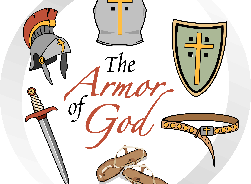 Armour of God All-Age Talk