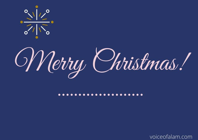 merry christmas hd image for him