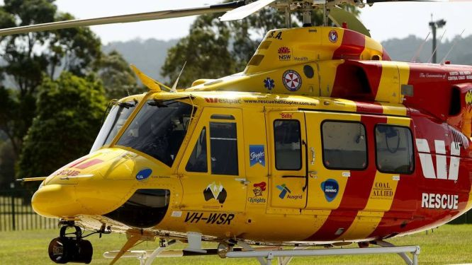 ``westpac helicopter
