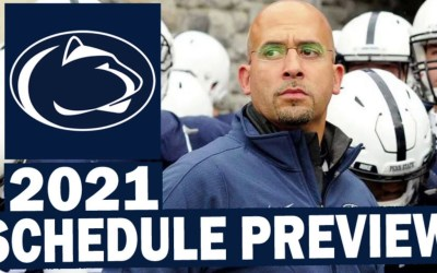 Penn State Nittany Lions 2021 Football Schedule Preview