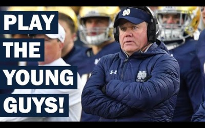 Should Notre Dame Play More Young Players?