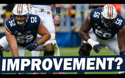 Will the Offensive Line Improve for Auburn in 2021