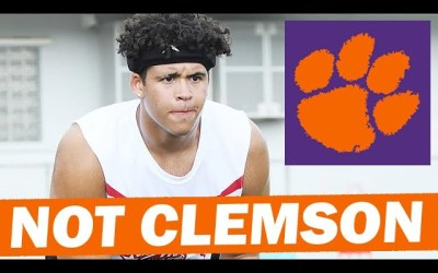 Clemson's Top Offensive Line Targets – Julian Armella Likely Out