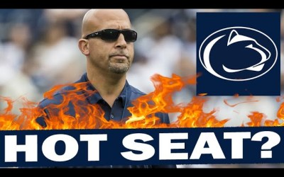 Is James Franklin on the Hot Seat?