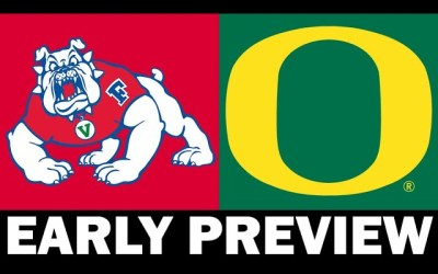 Oregon vs Fresno State – Early Preview