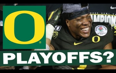 Will Oregon Make the Playoff in 2021?
