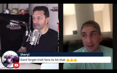 Use the Weapons / Notre Dame Football Talk