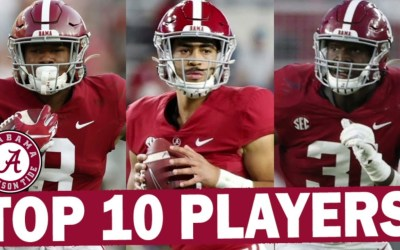 Alabama's Top 10 Players for 2021