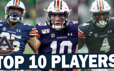 Auburn's Top 10 Players for 2021