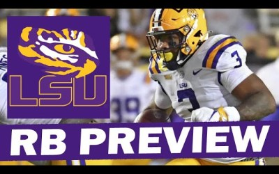 LSU Running Back Preview