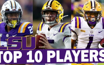 LSU's Top 10 Players for 2021