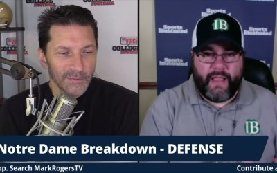 Notre Dame Linebackers Preview