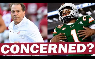 Should Alabama Be Concerned with Miami?