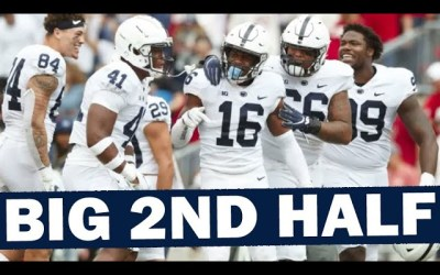 2nd Half Adjustments Lead Penn State Over Wisconsin