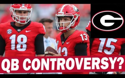 Does Georgia Have a QB Controversy – Defense Continues to Dominate