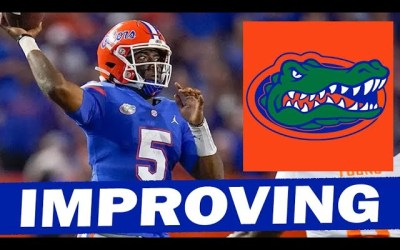 Emory Jones and Florida Offense Continues to Improve