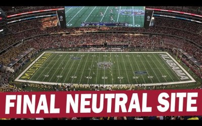 Miami Likely Alabama's Final Neutral Site Game