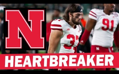 Nebraska Loses Another Heartbreaker to Michigan State – Post Game Reaction