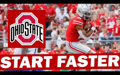 Ohio State's Offense Has to Start Faster