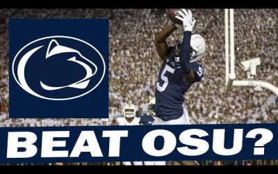 Penn State Has What it Takes to Beat Ohio State