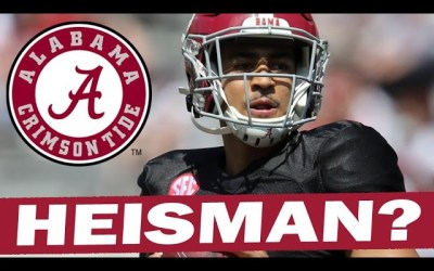 Who Are Alabama's Top Heisman Candidates in 2021?