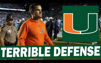 How Can Miami's Defense Be So Bad with A Defensive Minded Head Coach?