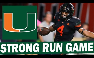 Miami's Run Game Has Stayed Strong Despite Injuries