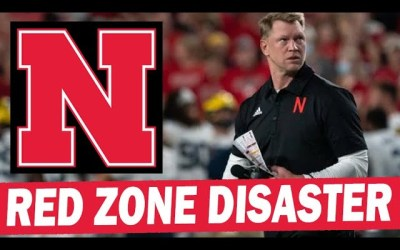 Play Calling and Red Zone Offense Has to Get Better for Nebraska