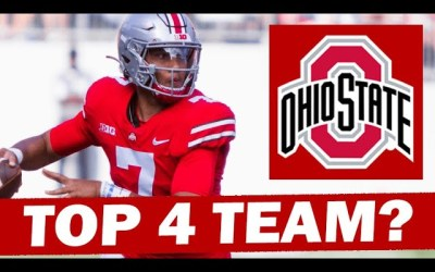 Statistically Ohio State is a Playoff Team