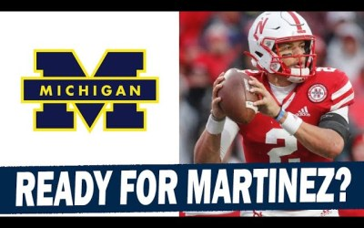 Will Running Threat of Adrian Martinez Be a Problem for Michigan?