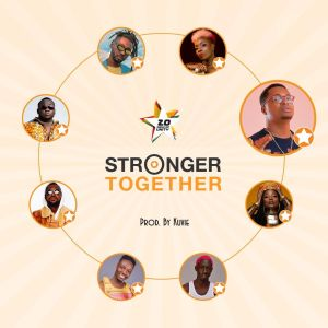 Jumia Ghana - Stronger Together (Covid-19 Awareness) Ft. Yaa Pono, Pappy Kojo, Efya, Kojo Cue, Bosom Pyung, Feli Nuna, Fancy Gadam & CJ Biggerman