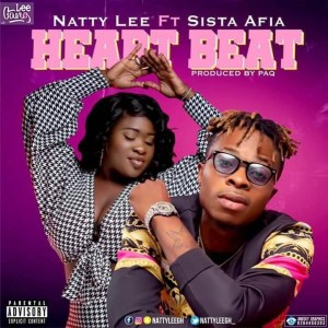 Natty Lee ft. Sista Afia - Heartbeat (Prod by Paq)