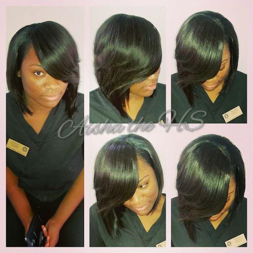 Aisha The Hairseamstress Jacksonville NC Voice Of Hair