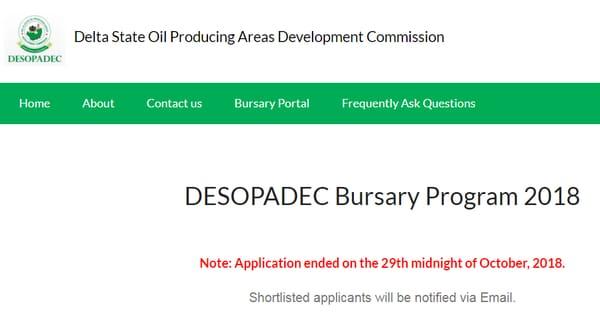 DESOPADEC Portal