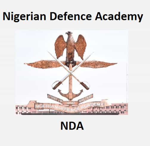 NDA Application Form 2021, NDA Registration Portal www.nda.edu.ng for Admission