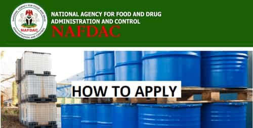 www.nafdac.gov.ng portal