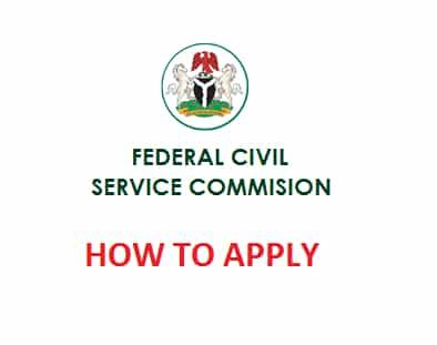 vacancy nigeriancivilservice com