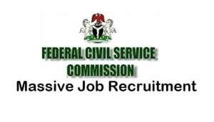FCSC Recruitment 2019