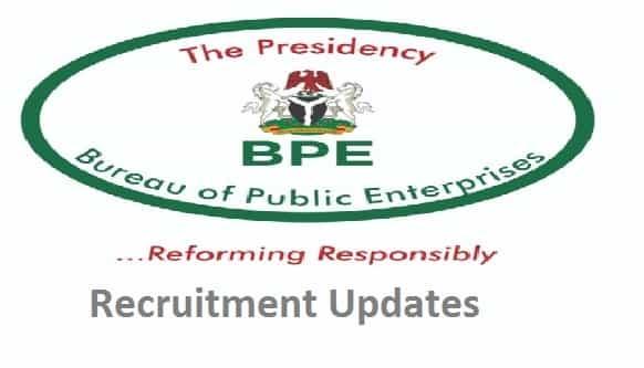 bpe recruitment updates