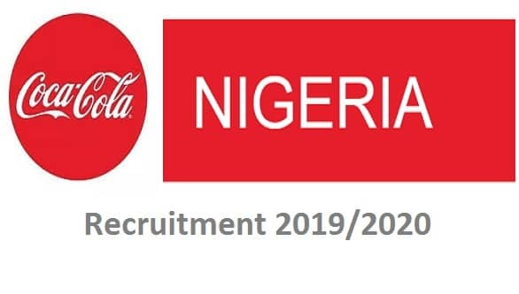coca cola nigeria recruitment