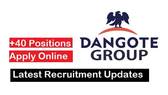 Dangote Group Recruitment