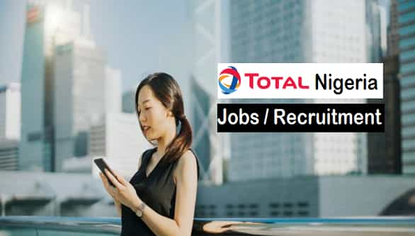 total nigeria recruitment