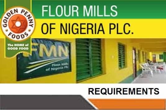 Electrician at Flour Mills of Nigeria Plc