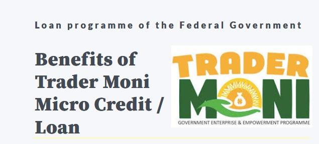 trader moni benefits
