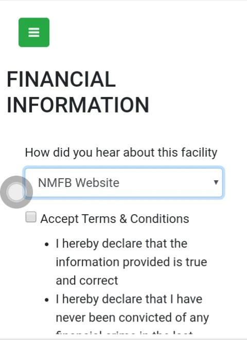 financial info1
